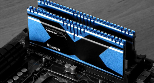 Photo of Kingston continues to dominate the RAM memory market