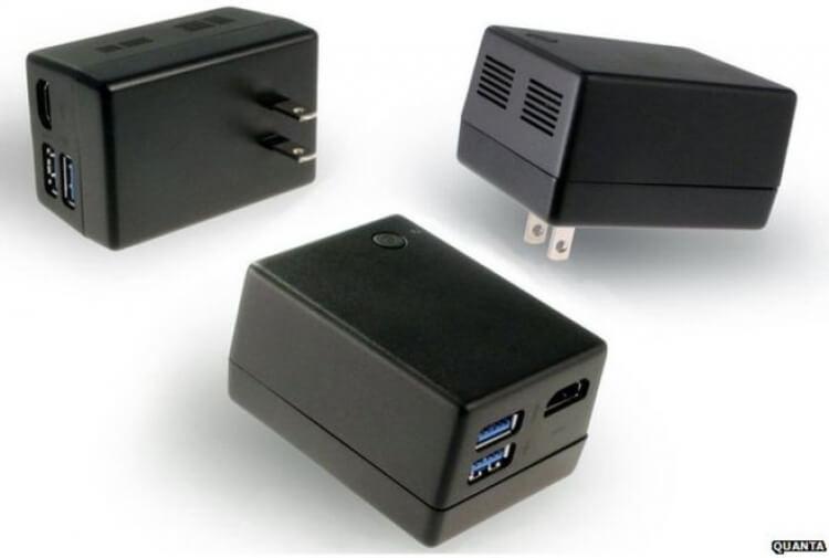 זה נראה כמו שנאי סטנדרטי וכעור משהו - אבל בפנים מסתתר מחשב PC שלם, שאפילו תומך בפקודות קוליות על מנת שלא תזדקקו לקום מהספה בכדי להדליק או לכבות אותו