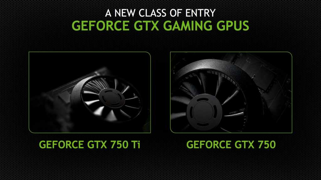 Should we start to part with the GTX 750 Ti, or is it still a bit premature?