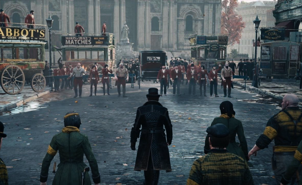 Photo of London Yes waiting for us: Assassins Creed Syndicate for PC rejected