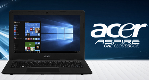 Photo of Introducing Acer Cloudbook: The Cheapest Windows Mobile on the Market