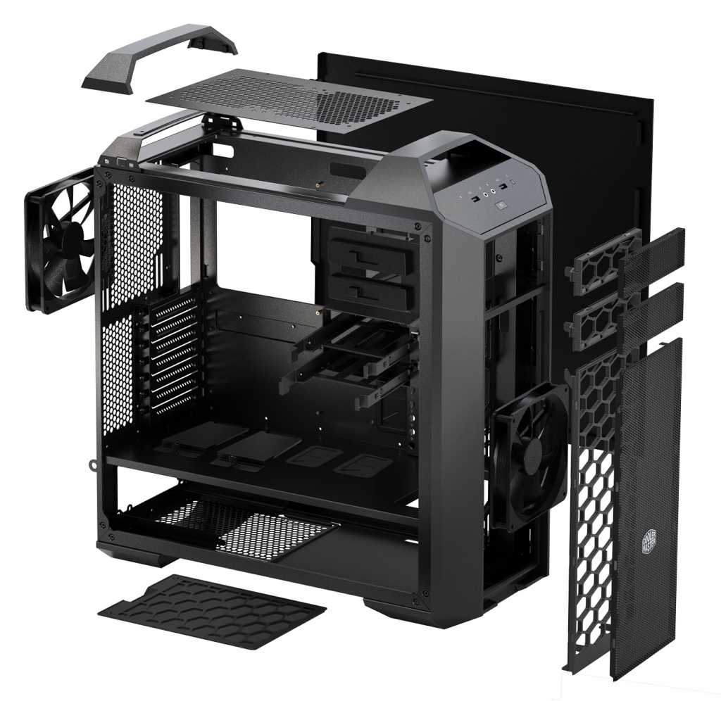 MasterCase 5 Pro - This package can be yours