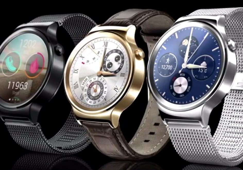 Photo of Huawei's smart watch will be available in expensive, and especially expensive