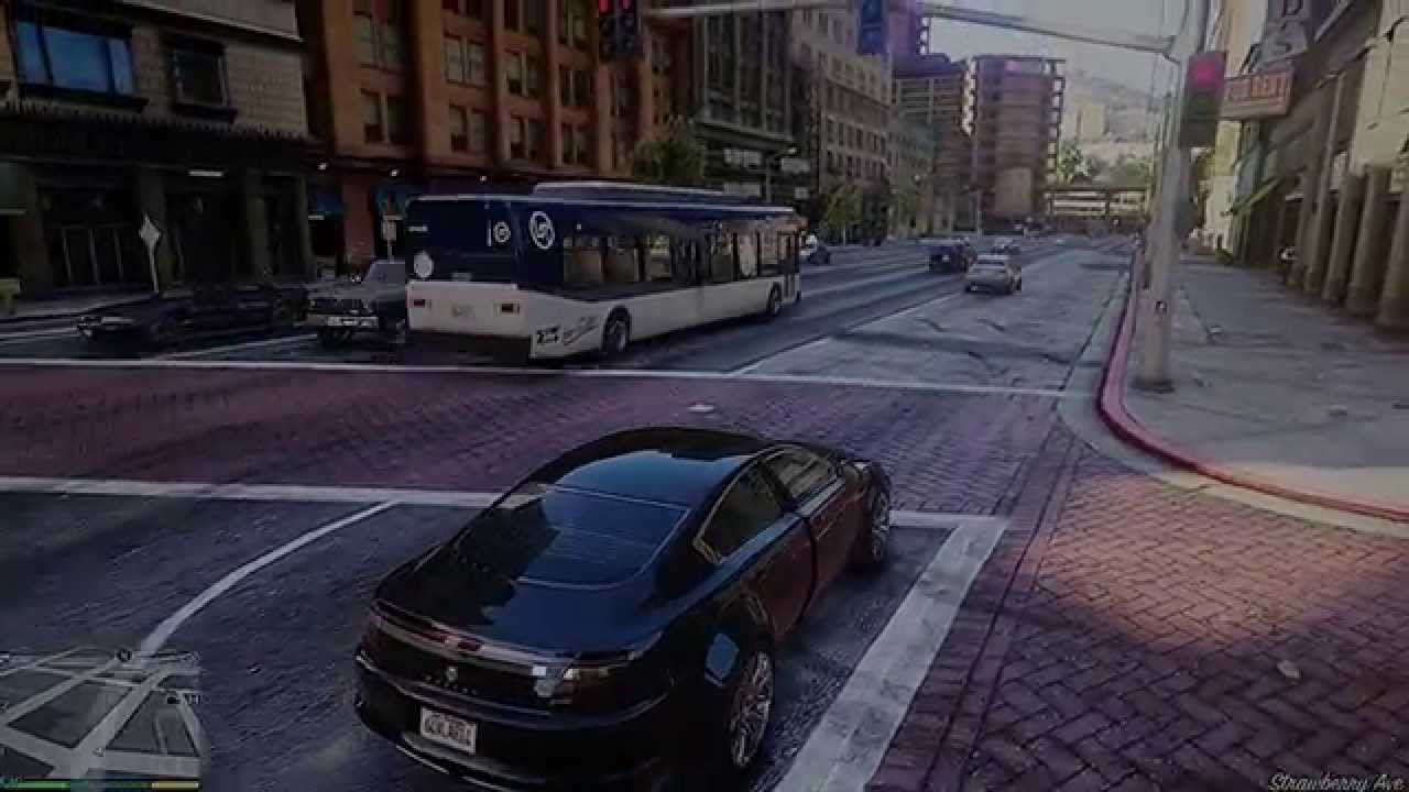 Photo of Watch: The mod that wants to give the GTA V an ultra-realistic look