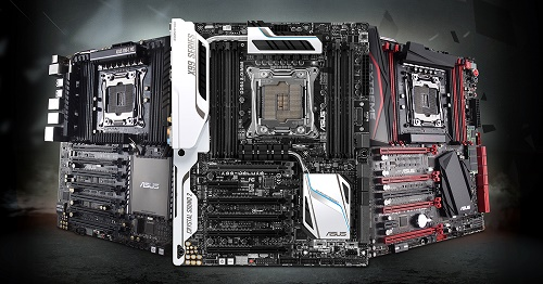 The motherboard market is shrinking, but Asus and Gigabyte are increasing their lead