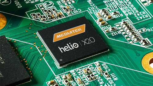 Photo of Helio X30 chip unveiled: Ten Mediatek cores await four of Qualcomm