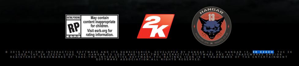 השם של 2K Czech, שיצרה את הסדרה במקור, עדיין מופיע באותיות הקטנות - אך נראה שהפעם התפקיד שלהם בהפקה יהיה קטן יותר