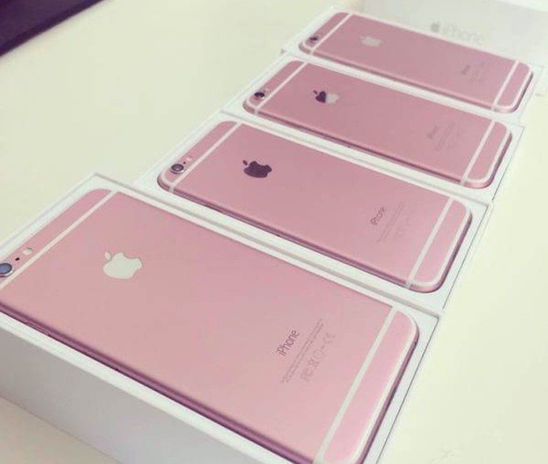 Photo of Dreaming of a Pink iPhone? Soon this may happen