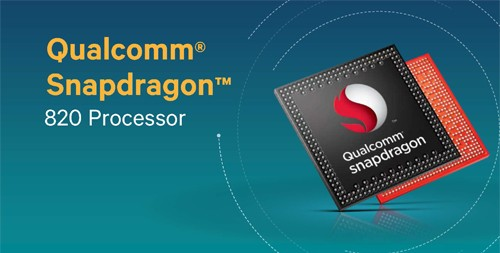 Photo of Starting a new road? First official glimpse of the Snapdragon 820 chip