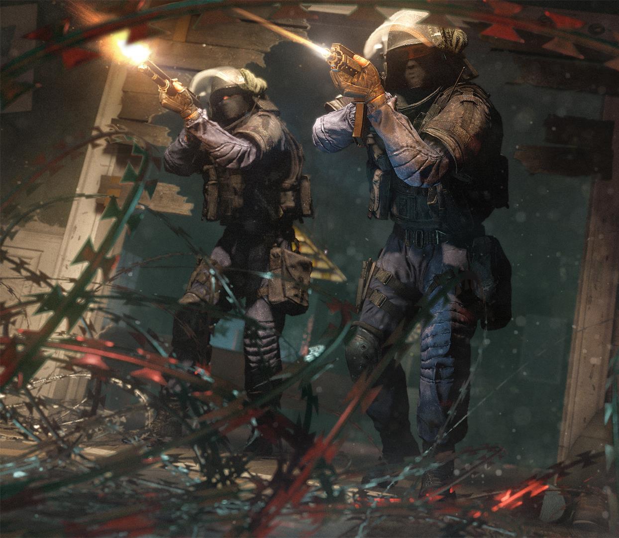 Photo of הטקטיקנים ימתינו עוד קצת: Rainbow Six Siege מגיע ב-1 בדצמבר