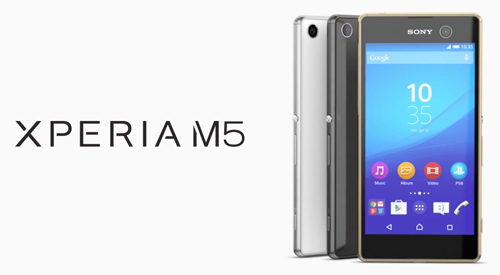 Photo of the Xperia M5 is probably the most impressive mid-range smartphone we've ever met