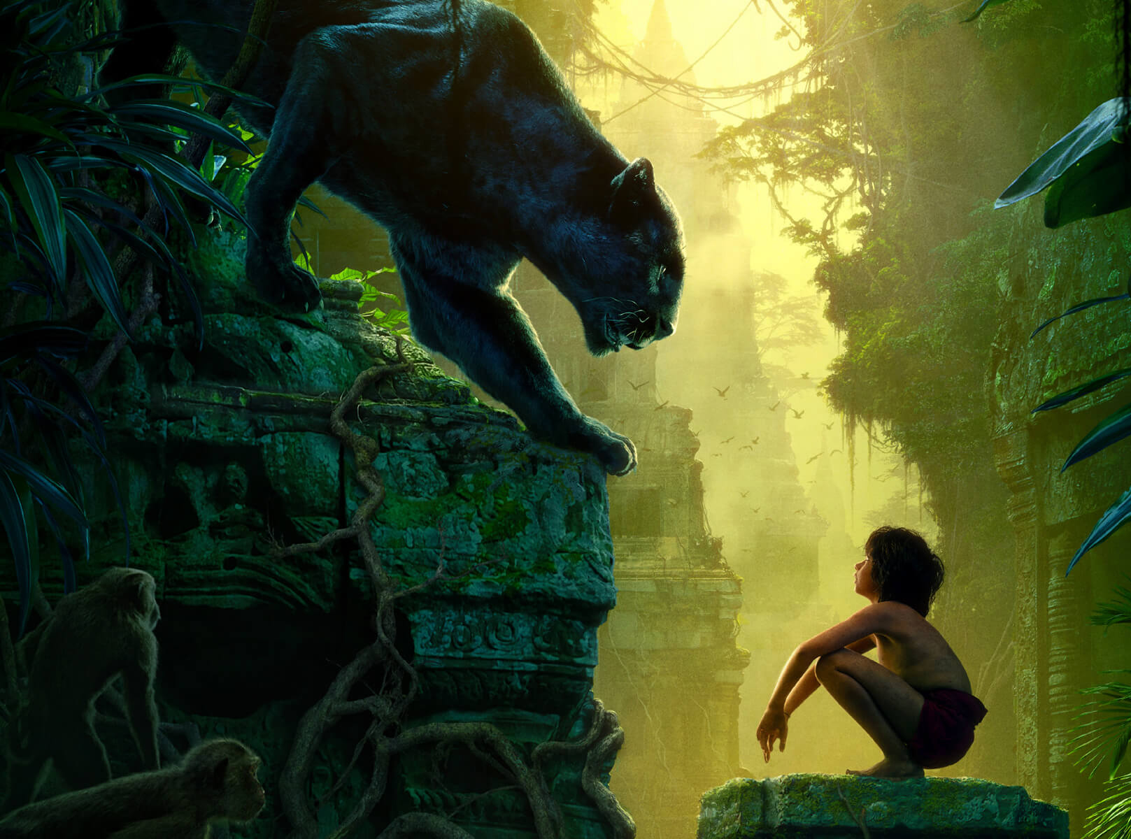 Photo of Watch: The Jungle Book comes alive in a star-studded Hollywood version