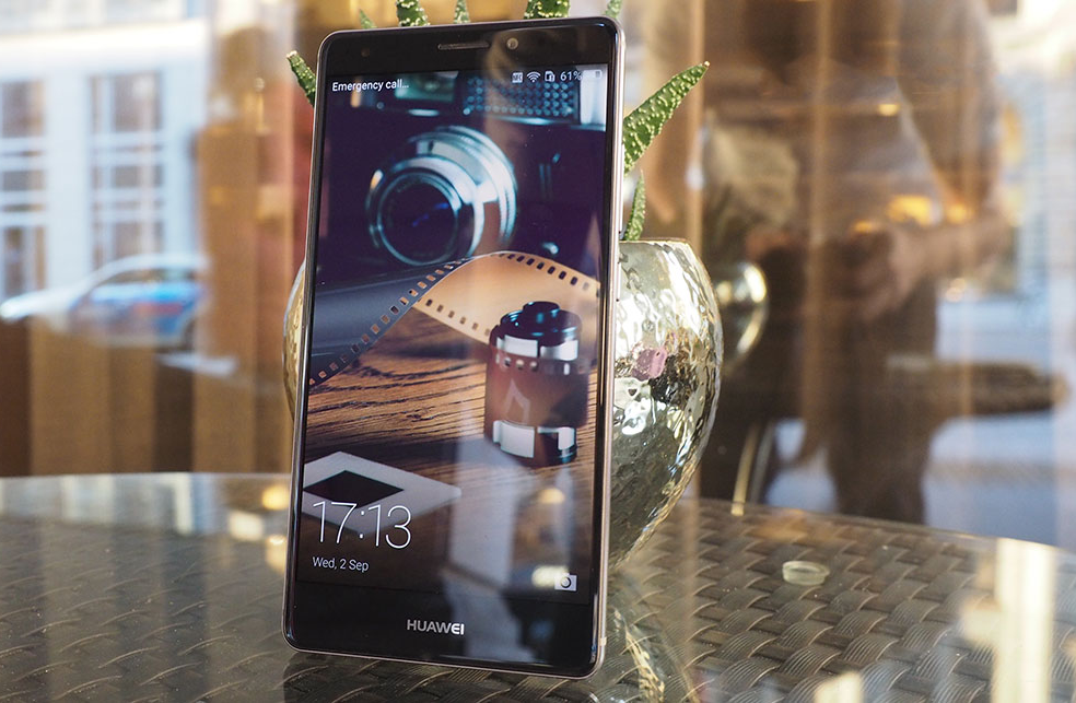 Photo of elaborate or just crazy? The Huawei Mate S offers stellar innovation