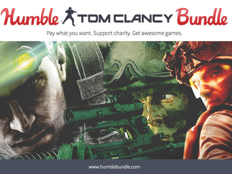 Photo of The Best Tactical Action Games from Tom Clancy, at the price you choose