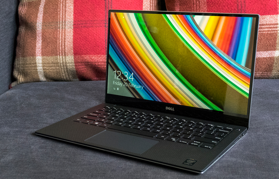 The InfinityEdge screen (like the one on the XPS 13 mobile) may be the central ace on Dell's sleeve