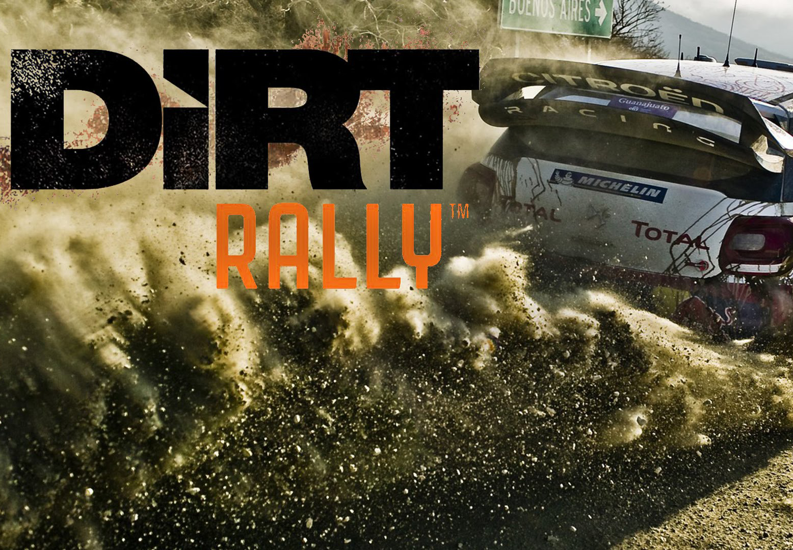 Photo of the best advertisement: Watch a professional rally driver playing at Dirt Rally