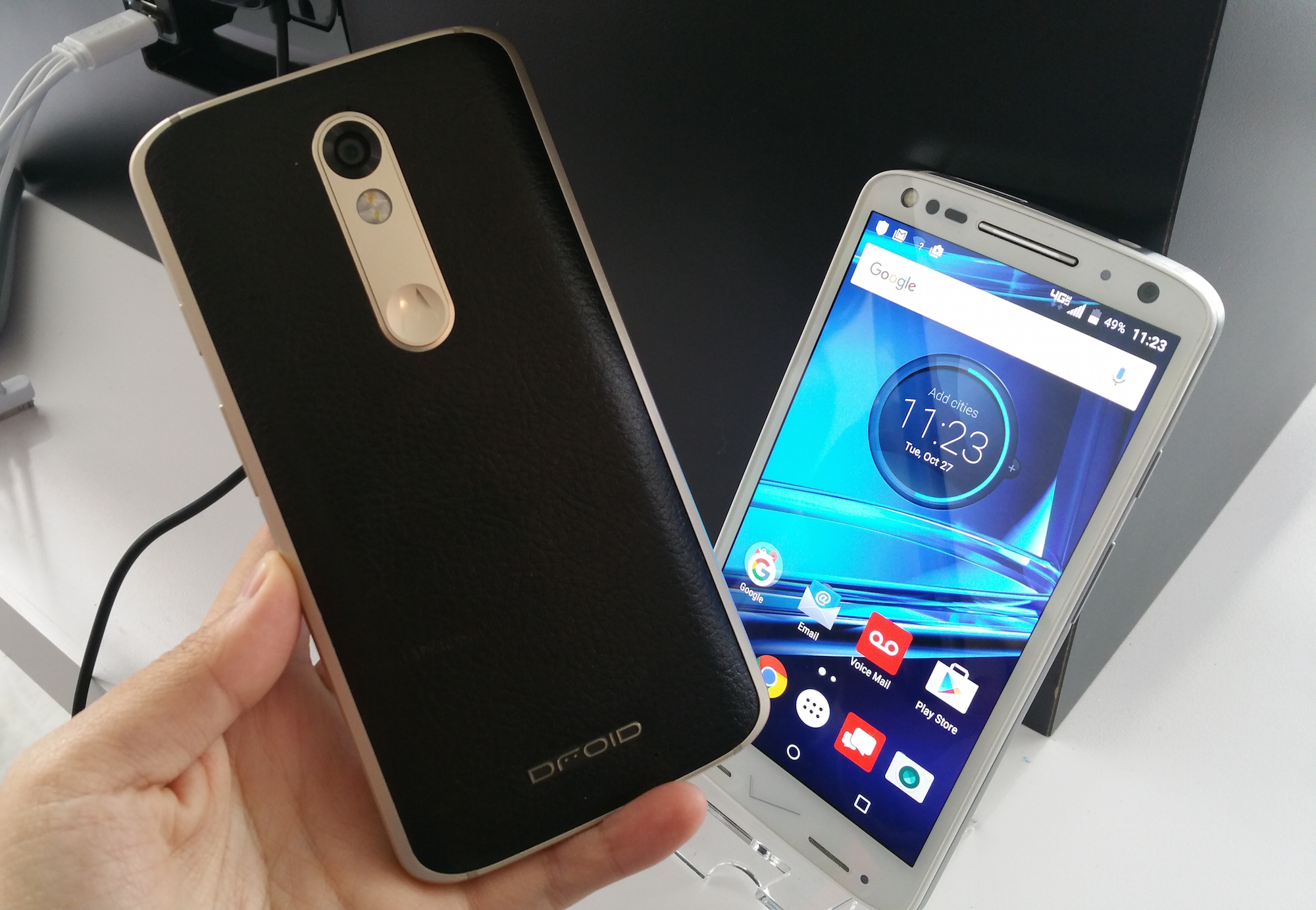 Photo of read and envy? The Droid Turbo 2 is Motorola at its best, but not for us