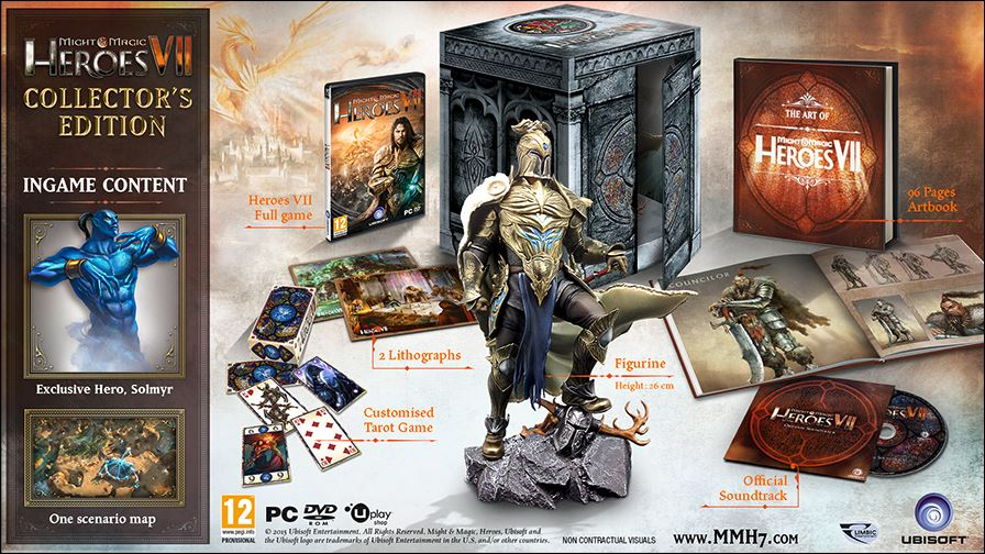 Ubisoft managed to get on the nerves even for devout fans, who were willing to invest $ 100 in the collector's package of the title