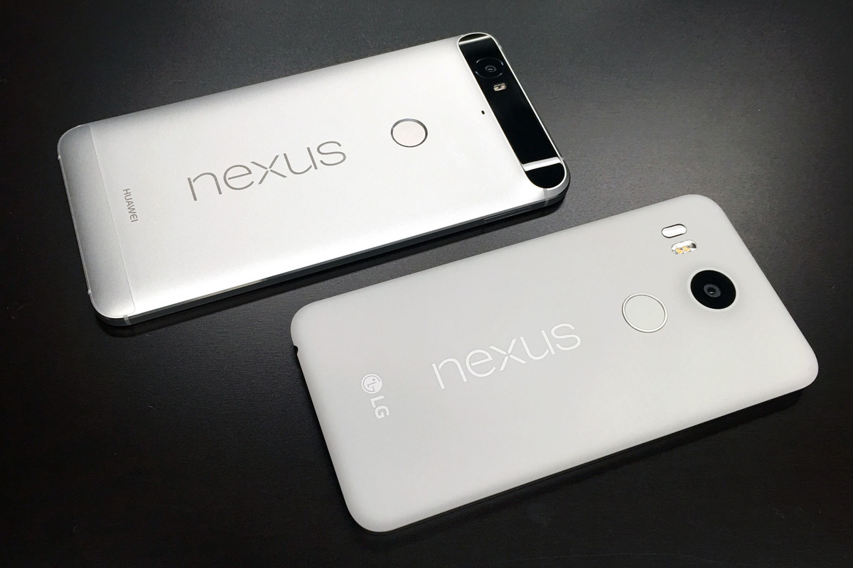 Photo of cameras or not be: Nexus 6P and Nexus 5X officially launched