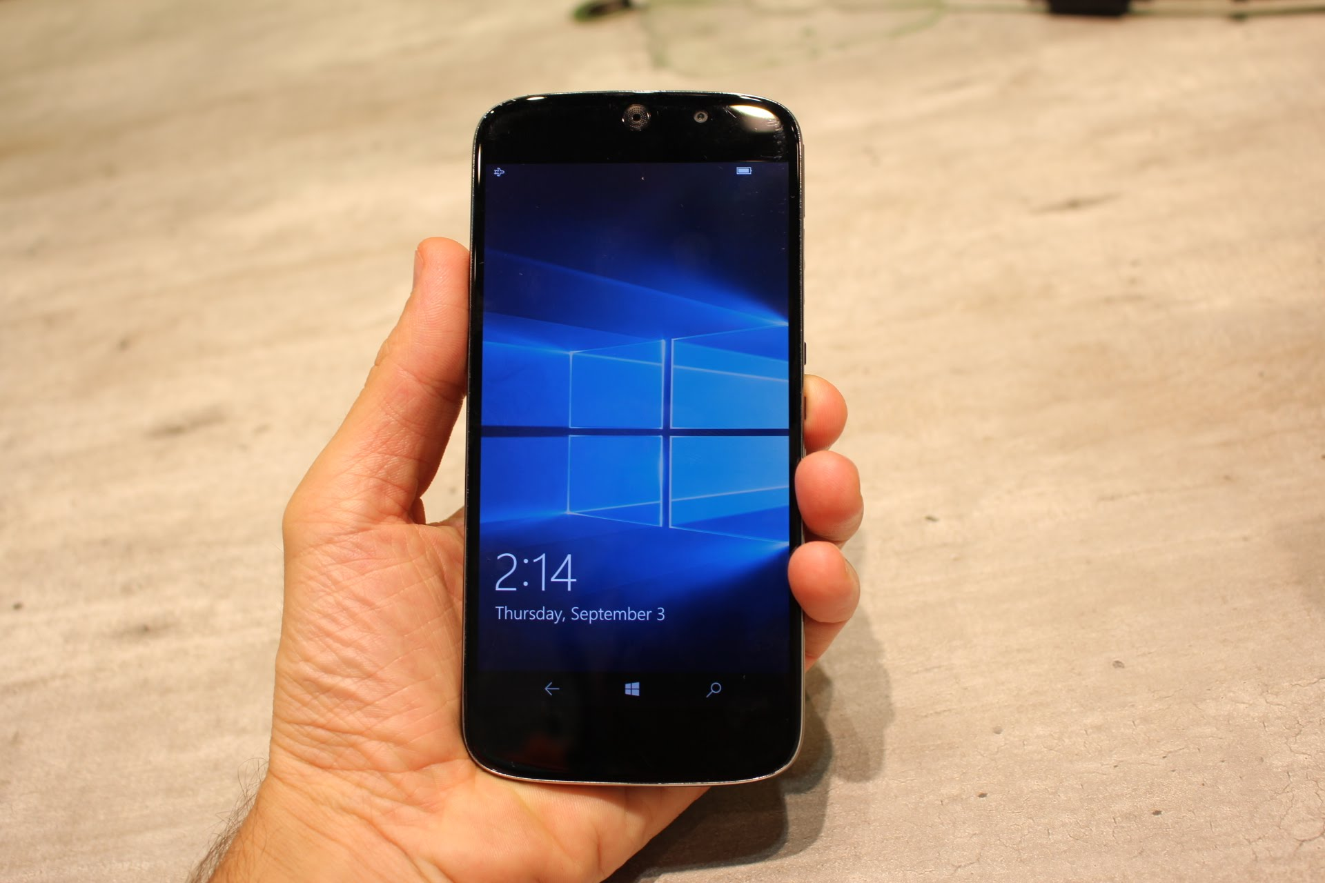 Photo of Most affordable in 10 windows? The Isser smartphone will offer a decidedly competitive price tag