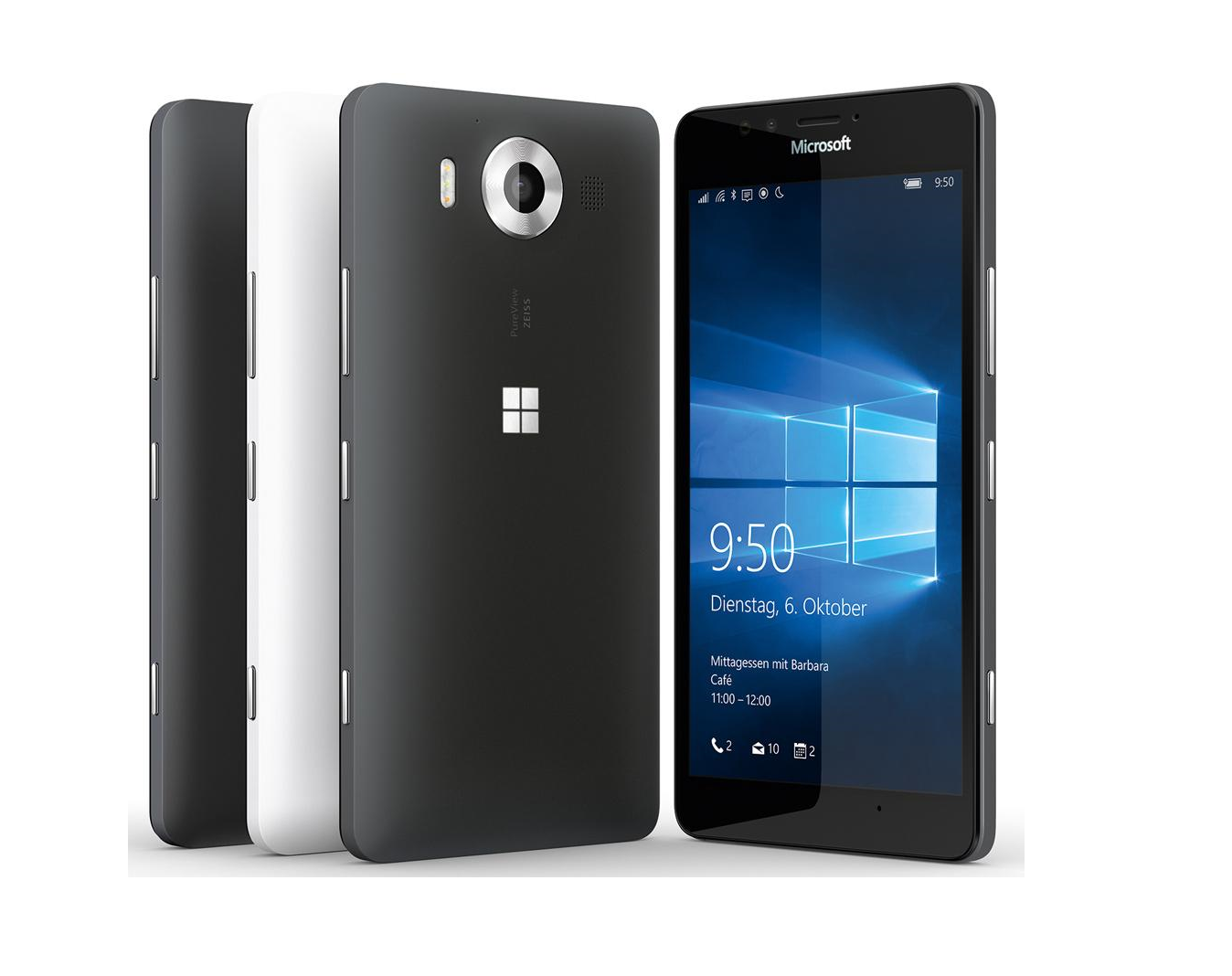 Photo of Microsoft's new generation of smartphones was revealed ahead of time