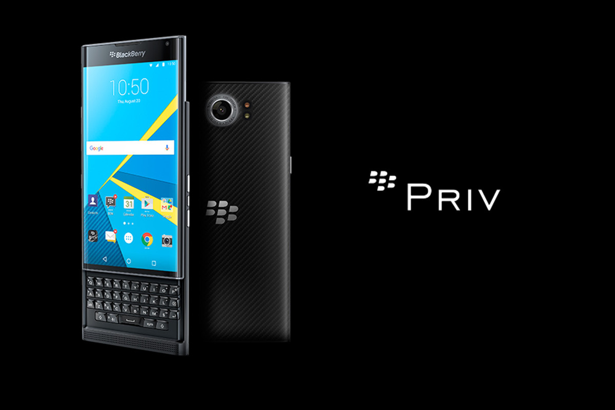 Photo of Success: The BlackBerry Priv is available for pre-order for $ 700