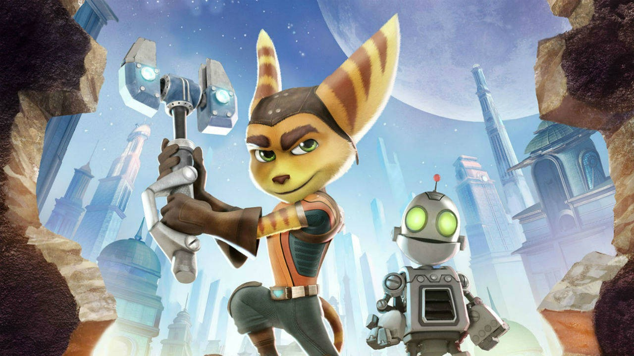 Photo of Another successful processing? First look at Ratchet & Clank as a movie