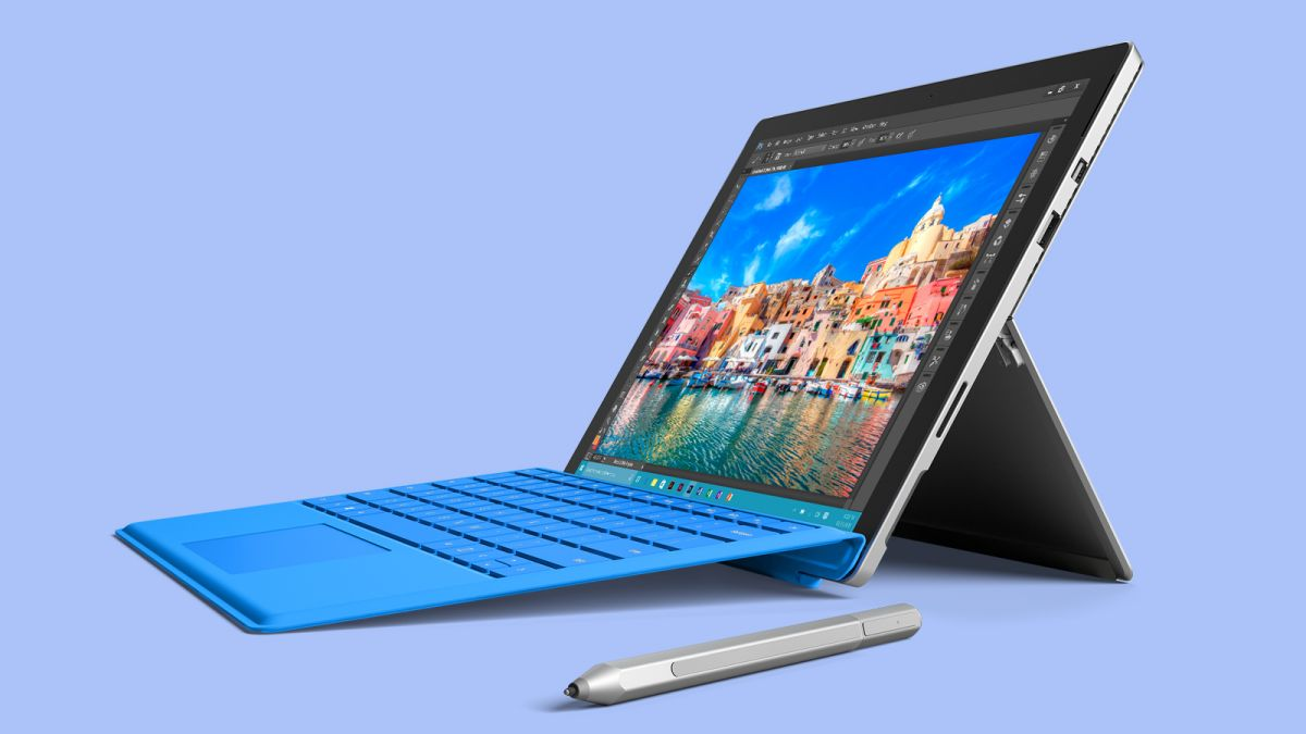 Photo of the Surface Pro 4 is an elaborate, expensive and wonderful tablet