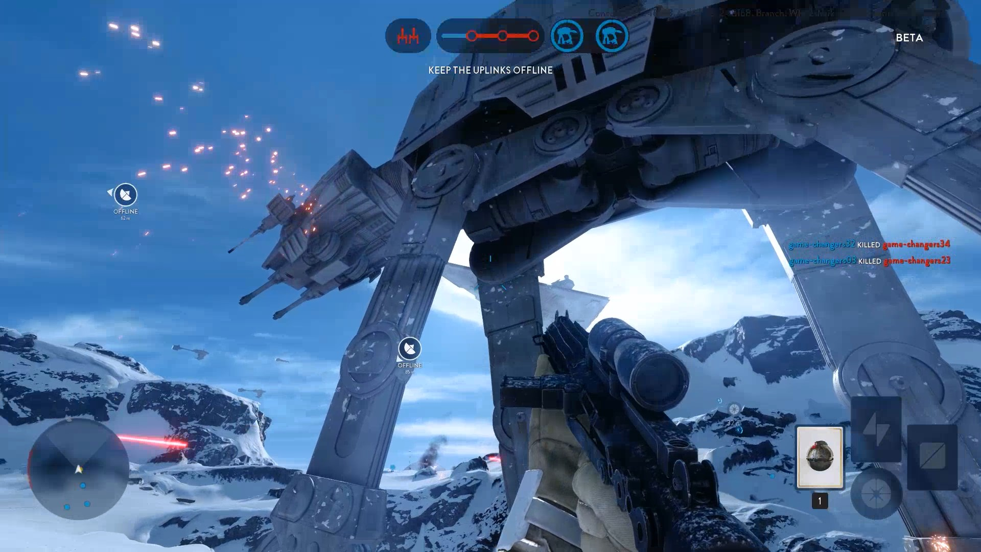 Photo of the official Star Wars Battlefront system requirements may knock you off the chair
