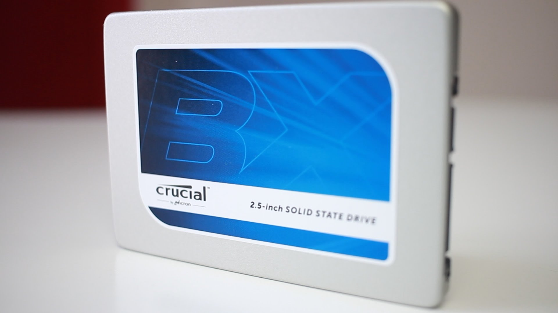 Photo of hijack before it's over: Crucial's BX100 SSDs at a great price