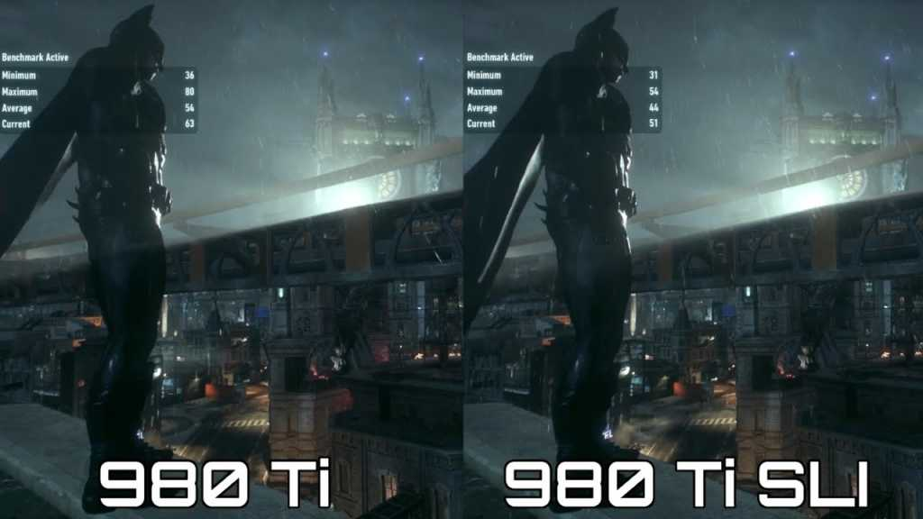This dismal situation is not going to change for Arkham Knight. Never