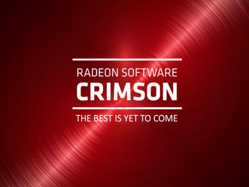 Photo of Goodbye Catalyst, Hello Crimson: AMD drivers are changing their faces