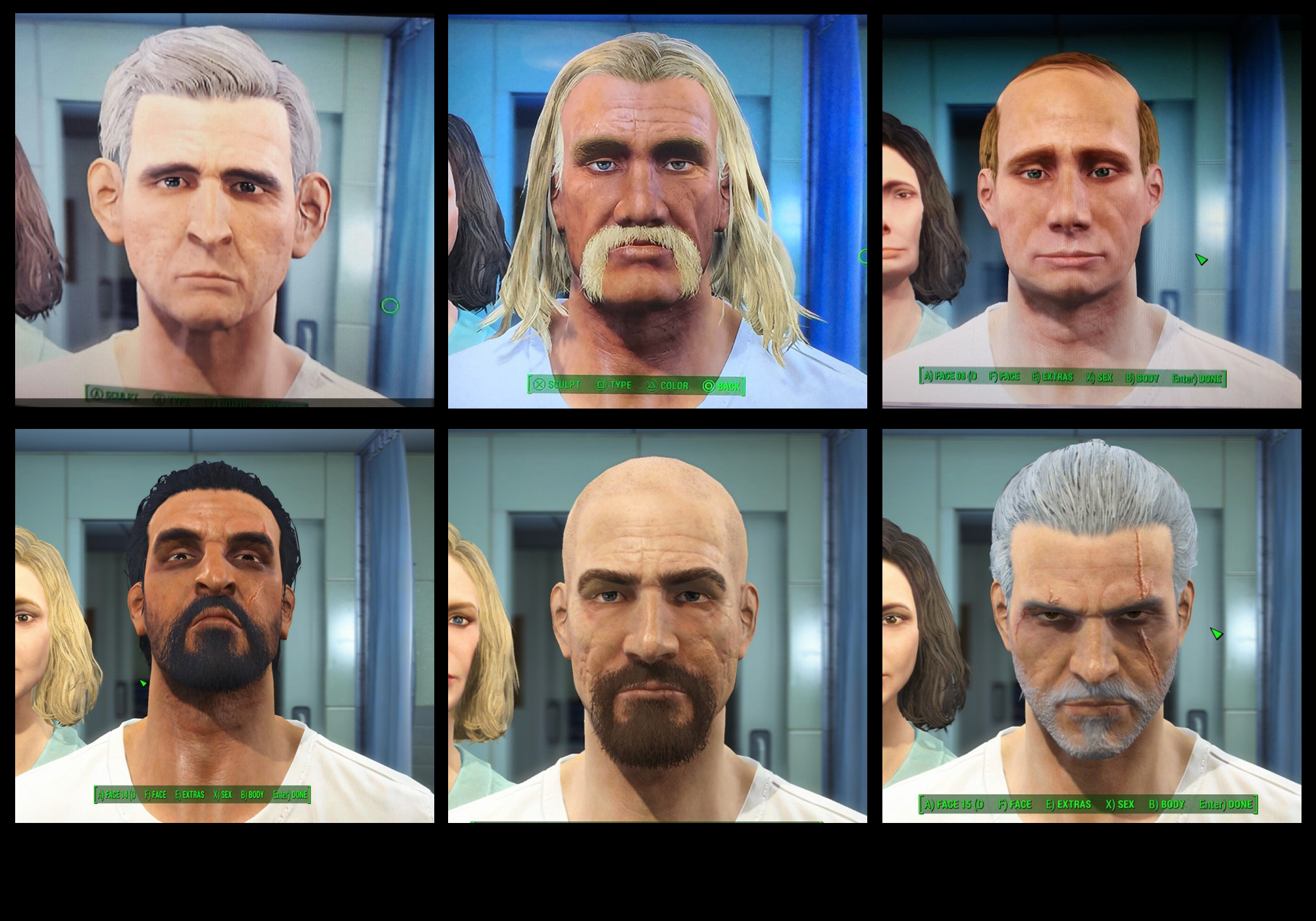 Photo of Putin or Gralt? The Fallout 4 doubles competition is in full swing