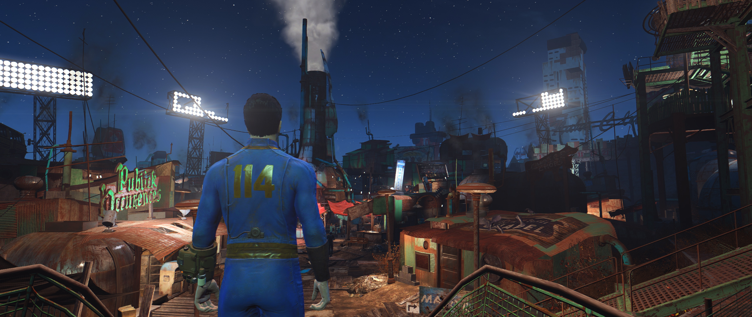 Photo of Surprise at launch: Fallout 4 already has first mode