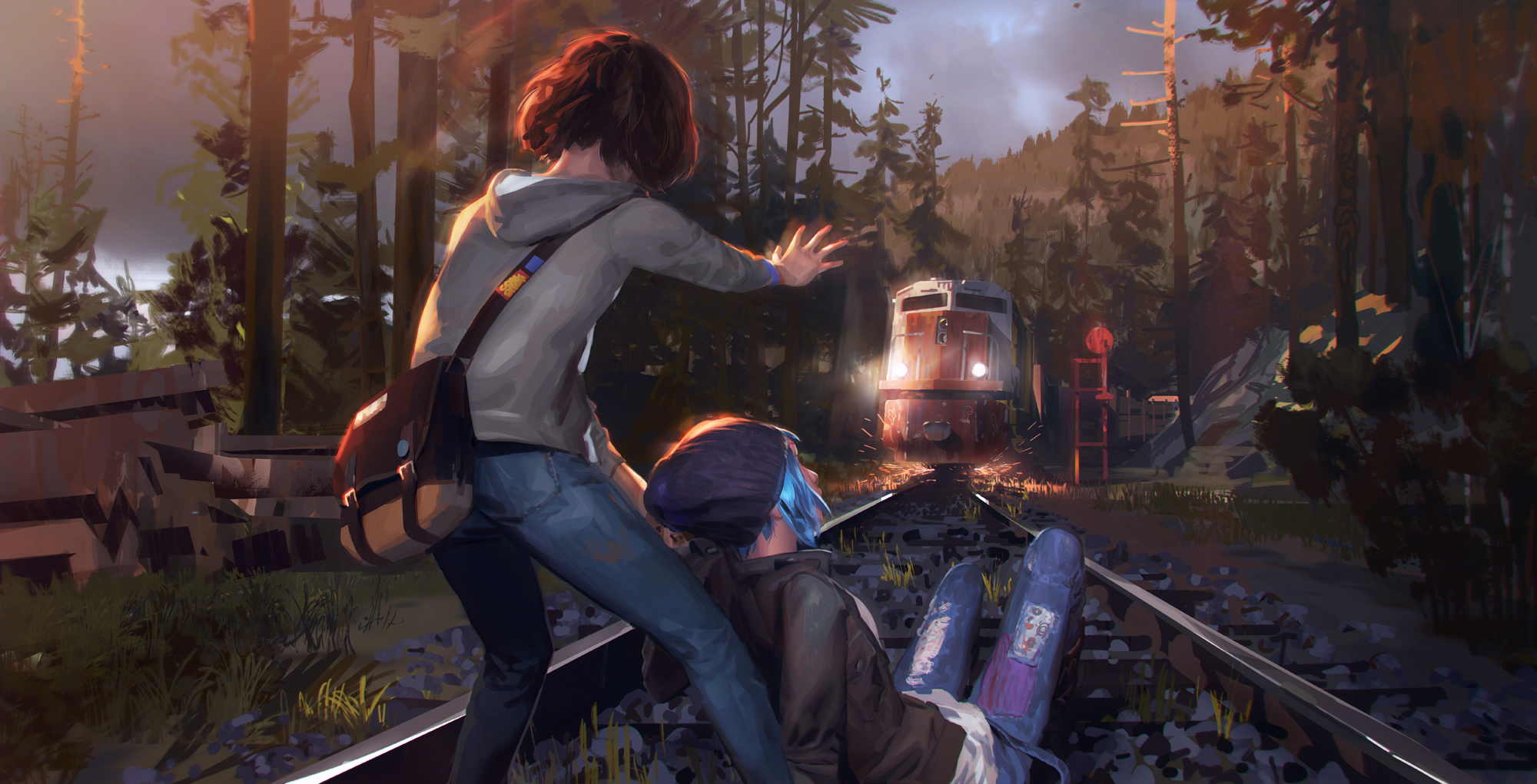 Photo of Game Review: Life is Strange is a delusional adventure that will captivate you
