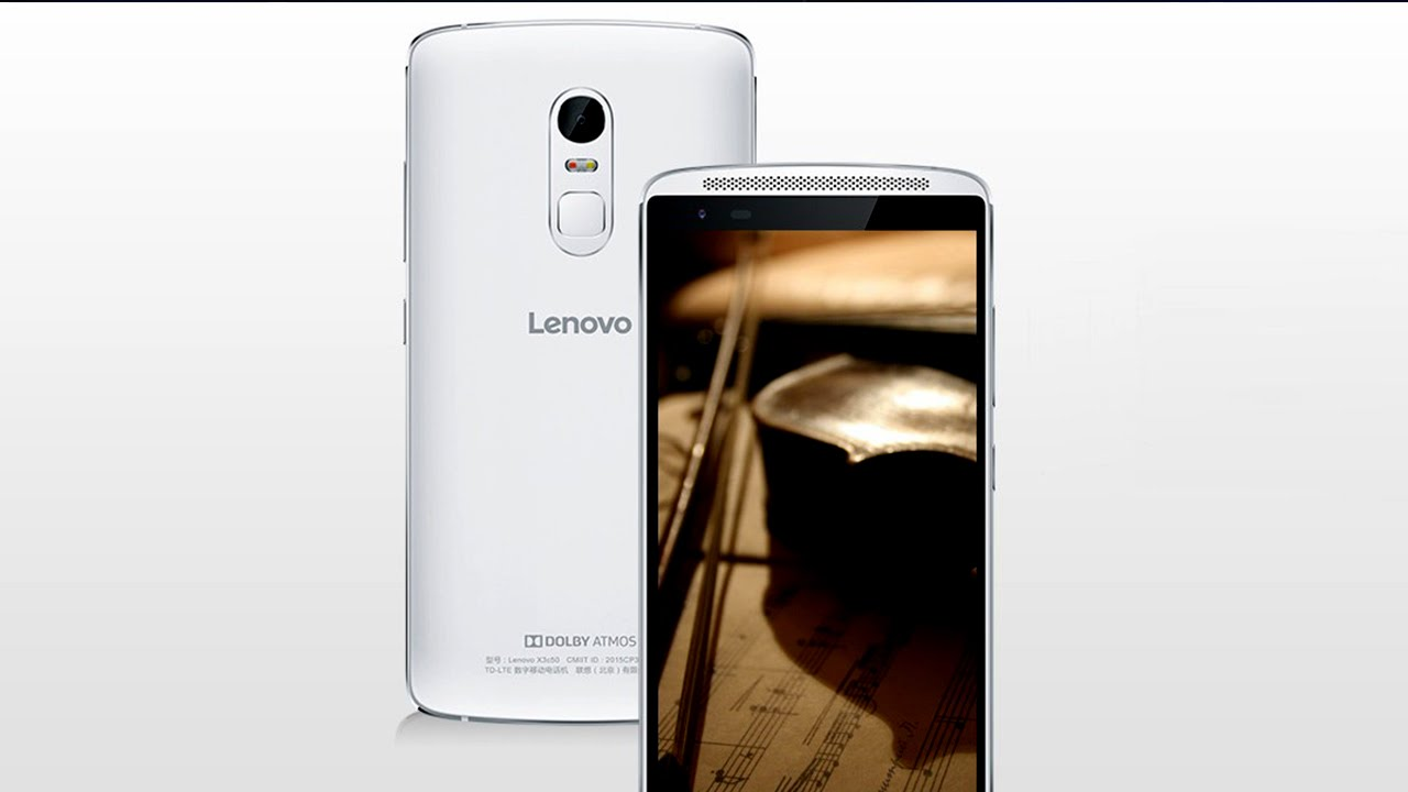 Photo of Lenovo's new Vibe X3 is a lucrative smartphone with a wink to audiophiles