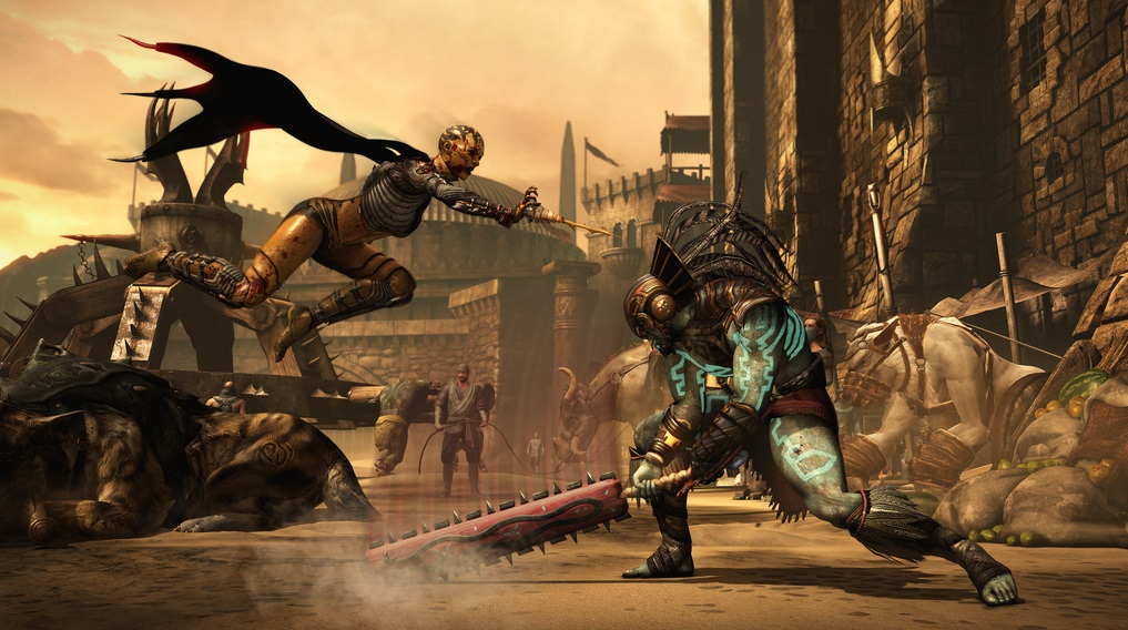 The Mortal Kombat series is alive and kicking (strong), even today