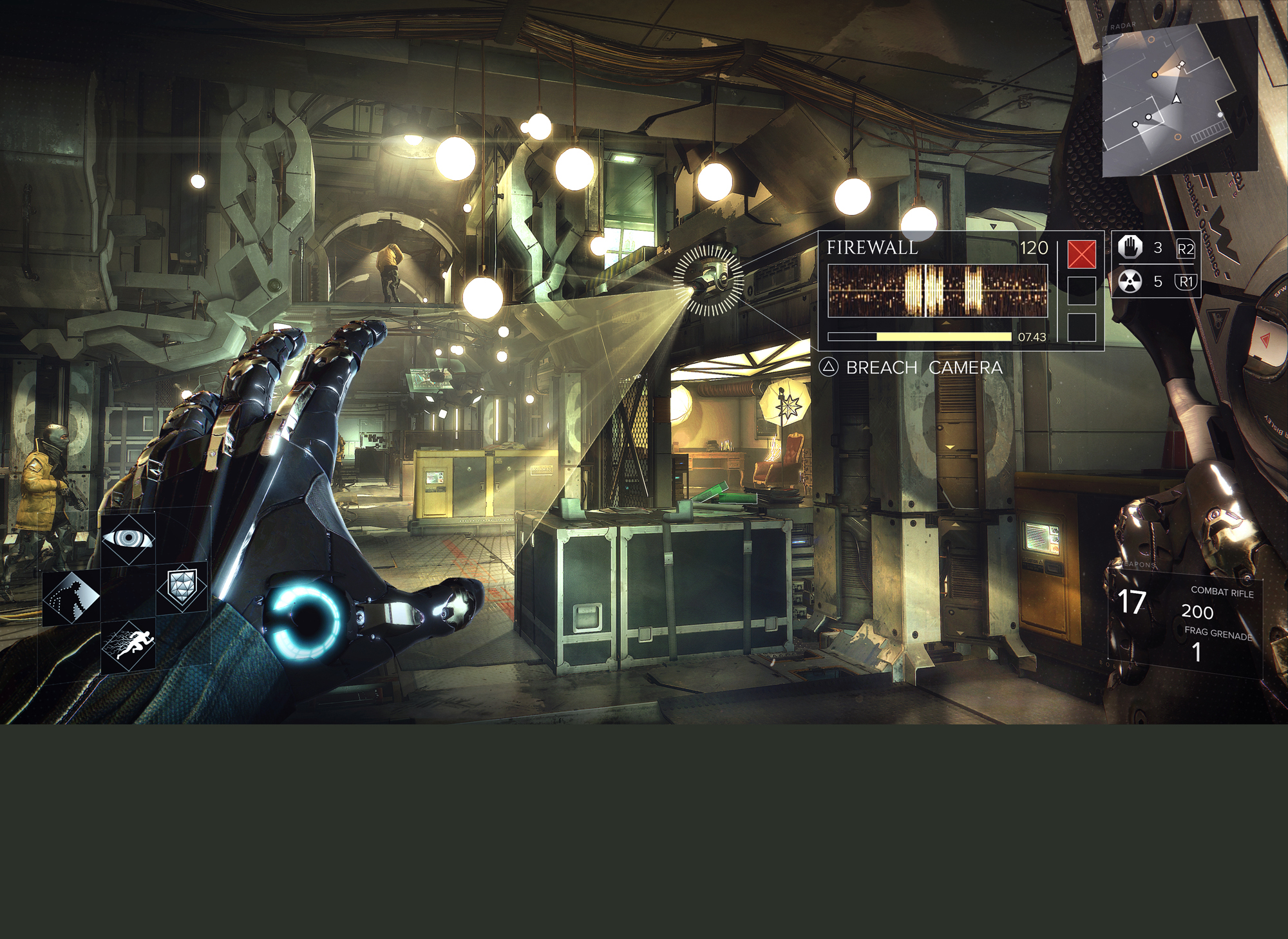 Photo of allocating additional improvements: Deus Ex Mankind Divided postponed for six months