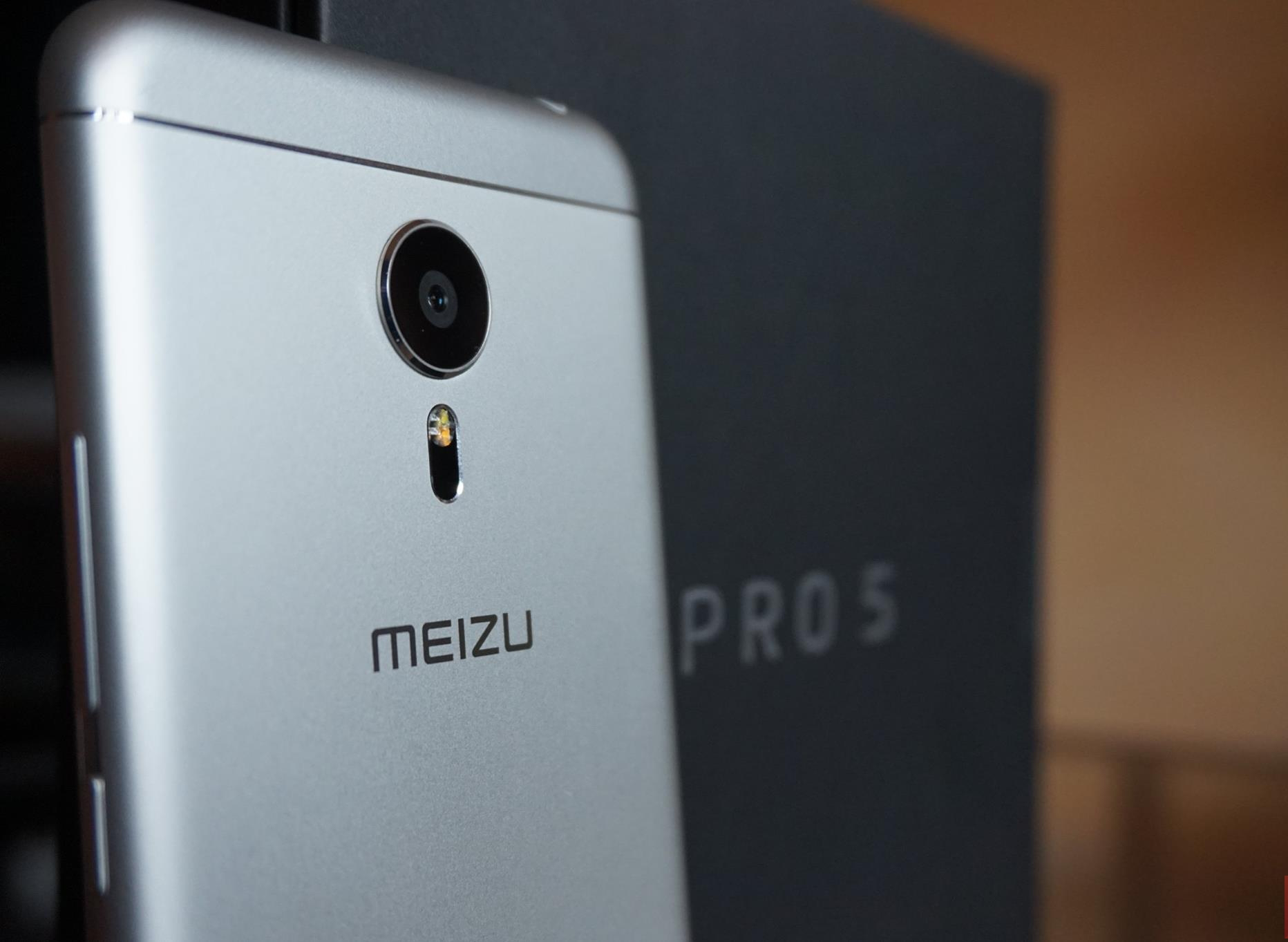 Photo of First review is especially positive for the Meizu PRO 5 smartphone