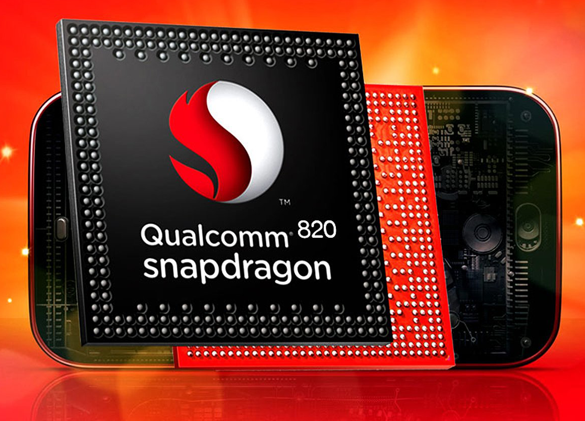 Photo of King's Return? Introducing the Snapdragon 820 chip