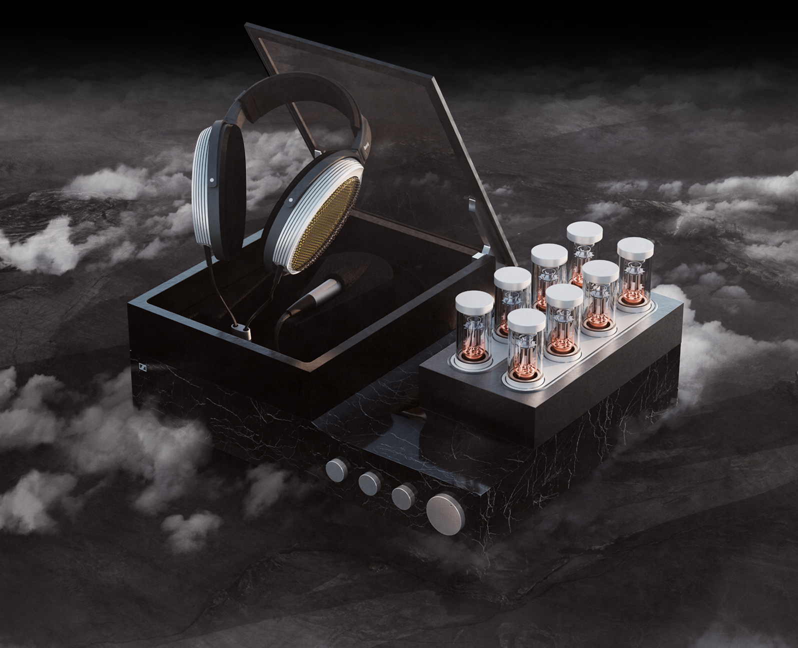 Meet the new Sennheiser headphones with a sports car price tag