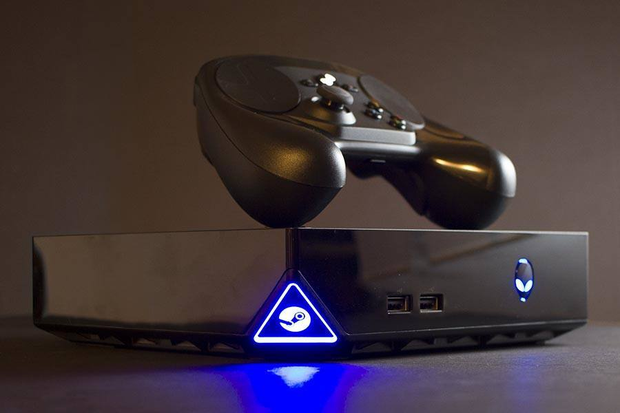 The Steam Machines are not quite impressive in the meantime, and now the SteamOS system itself is quite stuttering
