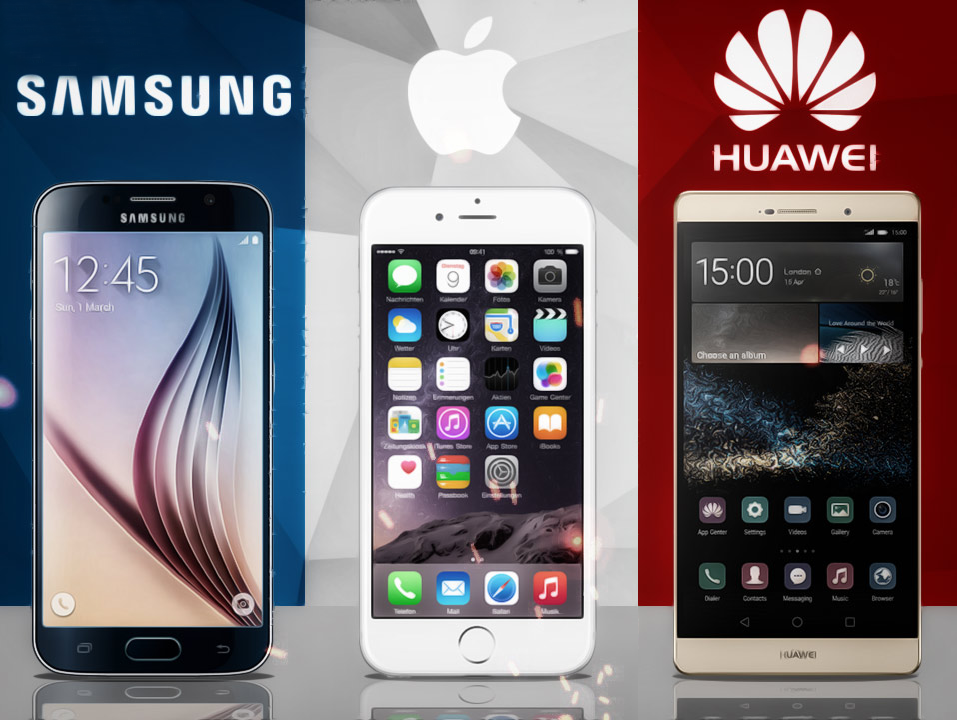 Photo of Smartphone Market is experiencing a great quarter, led by Samsung, Apple and Huawei