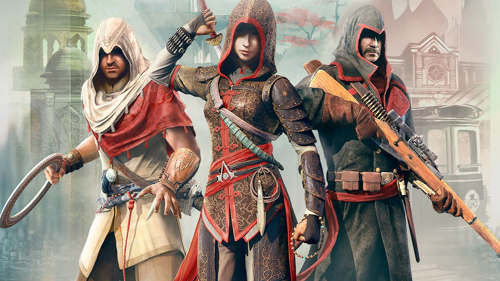 Photo of Assassins Creed Assassins arrive in India and Russia