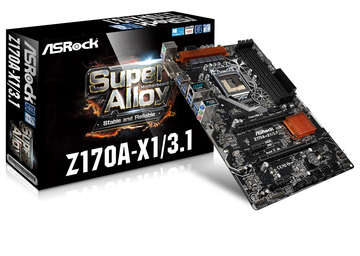 Photo of the new Asrock board is trying to bring the USB 3.1 to the masses