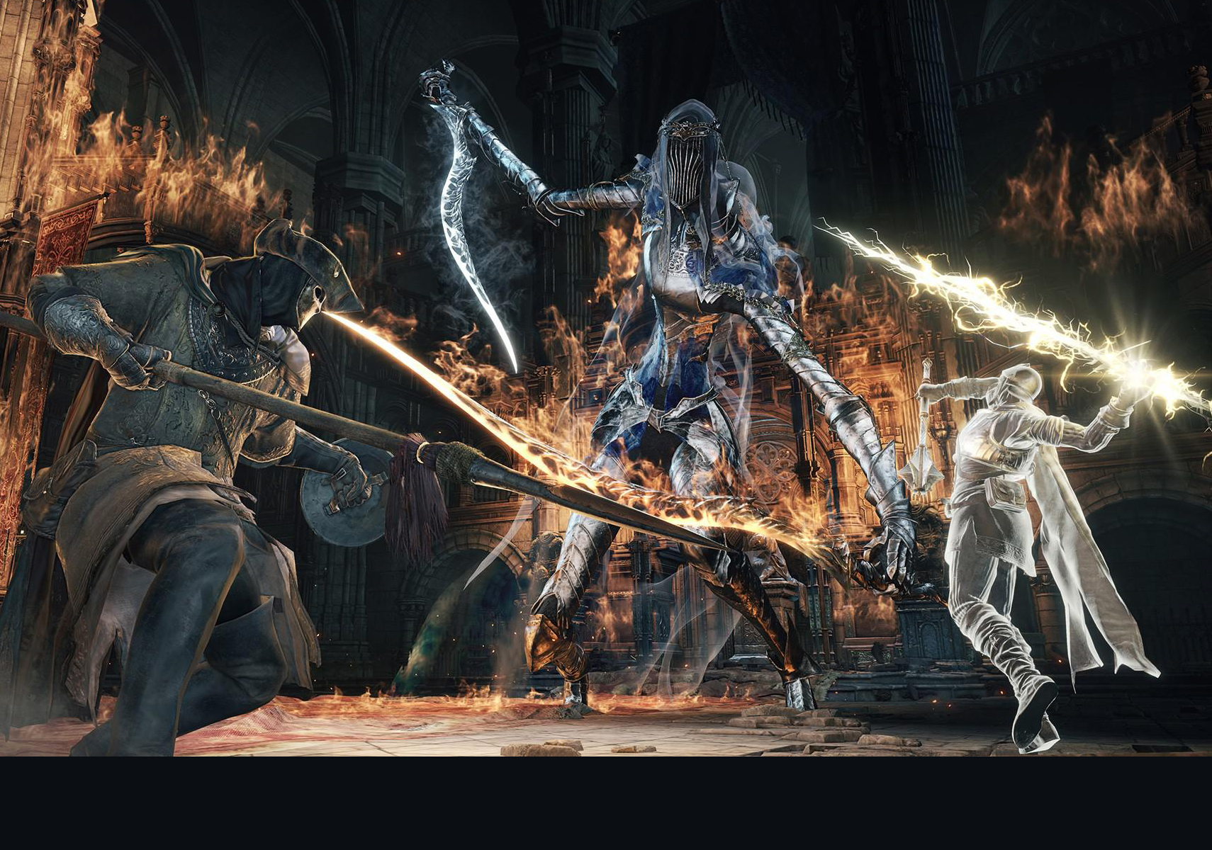Photo of head to head: Here are the system requirements of Dark Souls 3 and its main duplicate