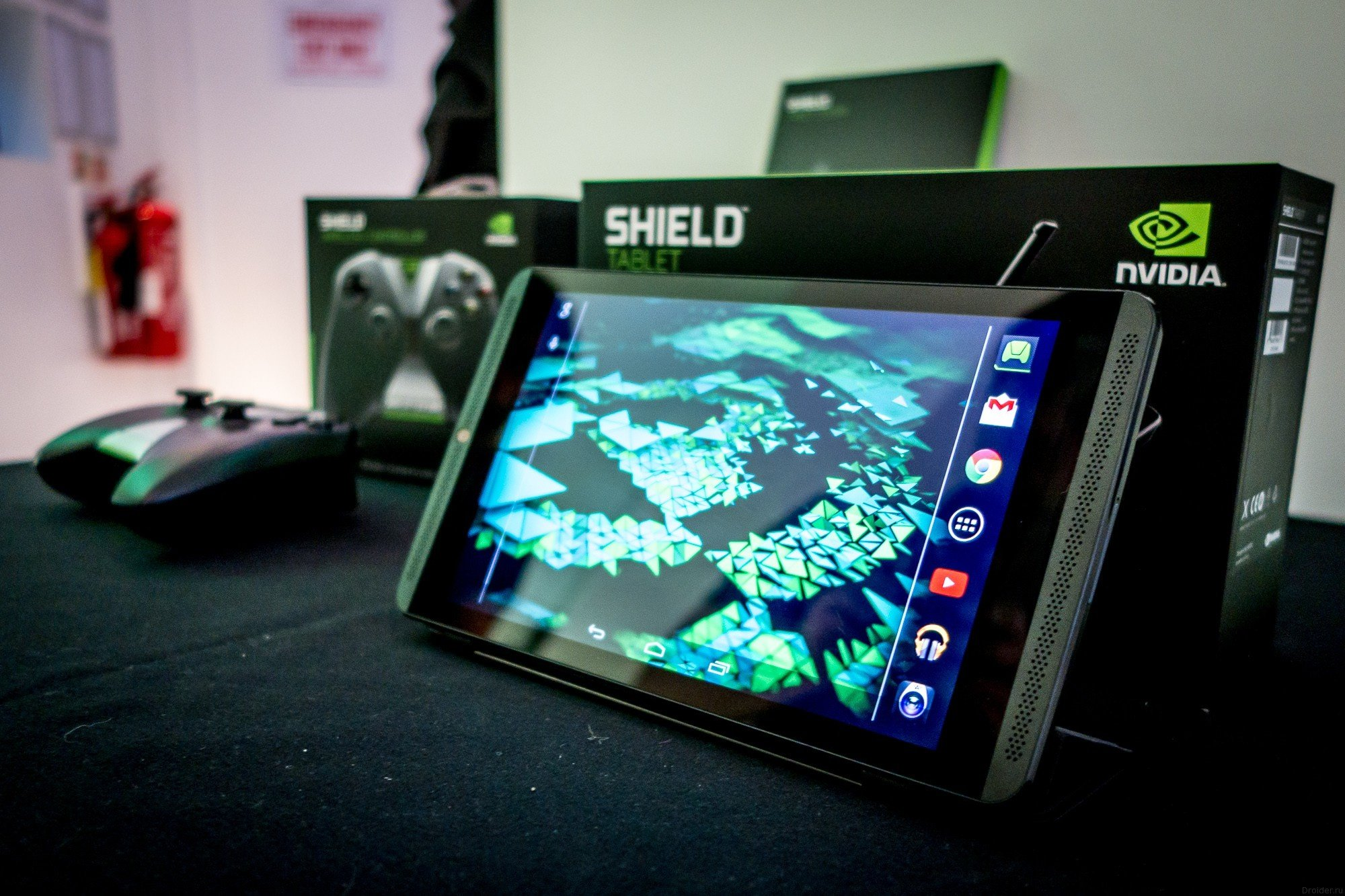 Photo of the monster: NVIDIA prepares a tablet with the Tegra X1 chip
