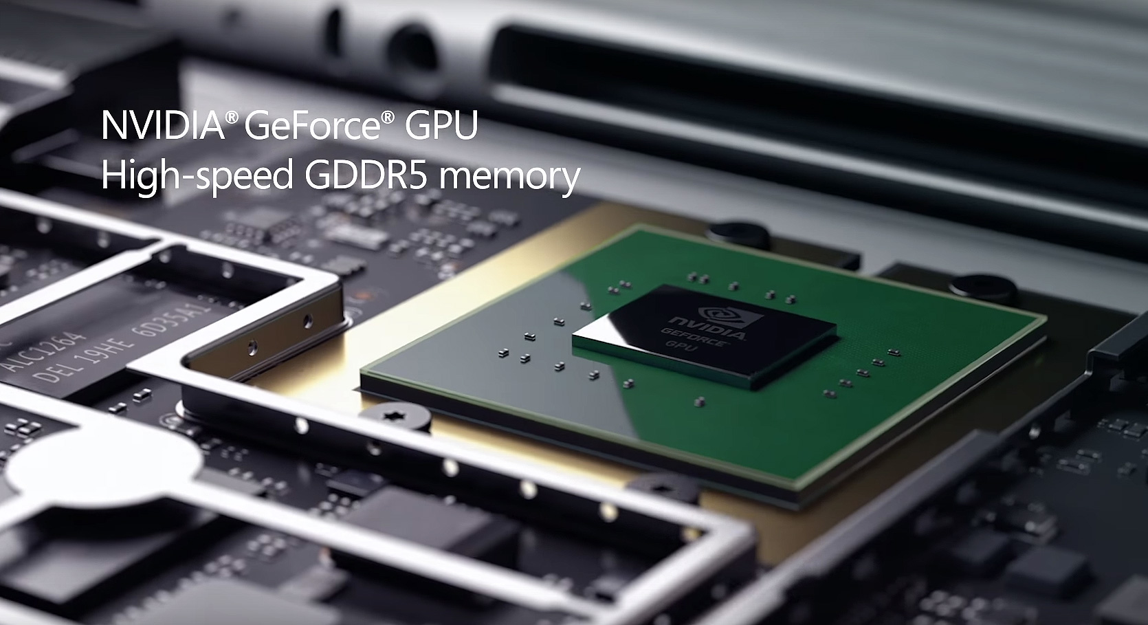 Photo of NVIDIA is preparing GDDR5 memory for the cheap mobile video cards