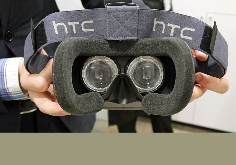 Photo of trouble in paradise: Wallab and HTC's virtual reality glasses won't be ready in time