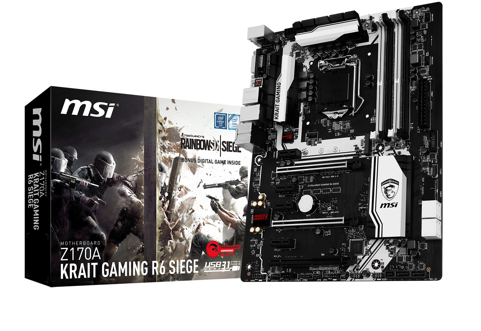 Photo of New Fashion? MSI launches motherboard with branding of the Rainbow Six Siege game